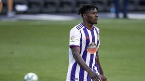 The defender has spent three years in La Liga