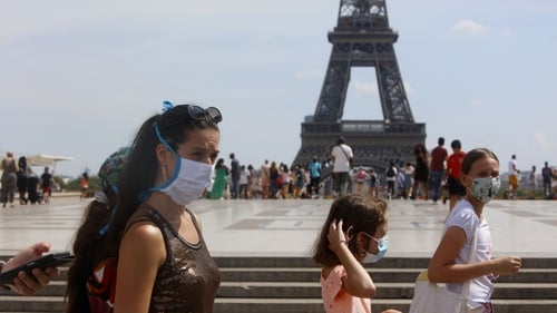 French officials say indicators in the