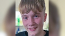 Callum Keane dived into the water to save the two boys
