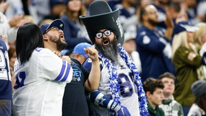The Dallas Cowboys are planning to allow supporters to be in attendance