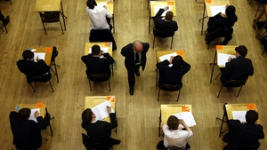 This year's exams were shelved because of the coronavirus pandemic