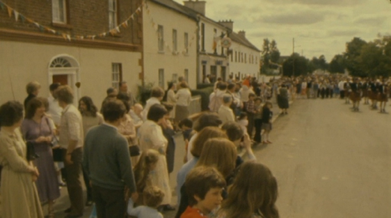 Bicentenary celebrations, Prosperous, County Kildare (1980)