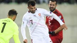 Albian Ajeti has ten caps for Switzerland