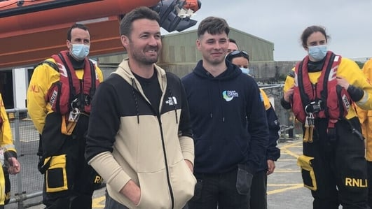 Galway rescue: 'They were fairly shook but thankful'