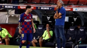 Quique Setien knows Leo Messi's form and Barca's form are inextricably linked