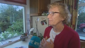 Mary Feeney said she spoke to both her granddaughters on the phone