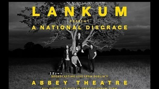 Lankum at the Abbey