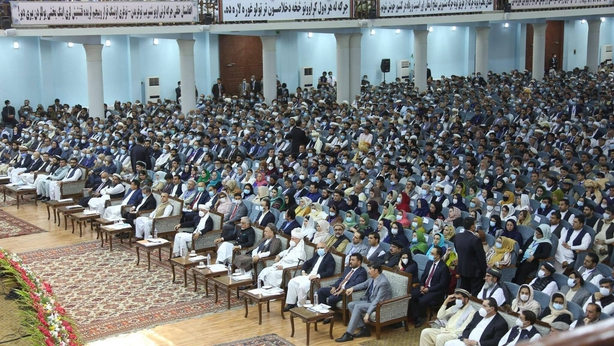 Kabul begins release of final 400 Taliban prisoners
