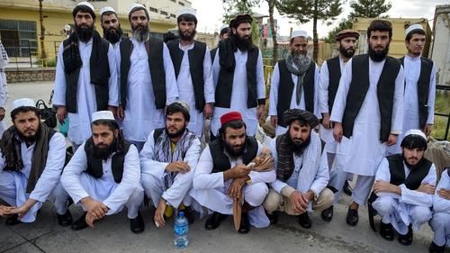 Kabul begins release of final 400 Taliban prisoners