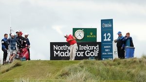 The Irish Open travels north of the border for the first time since 2017