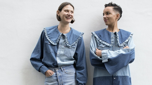 The Danish label is leading conversations on sustainability in fashion.