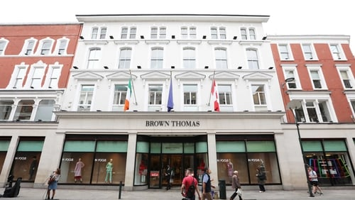 Brown Thomas and Arnotts are owned by the Weston family