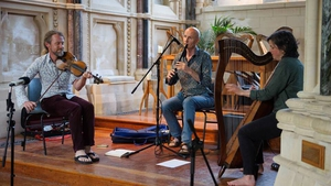 The Albiez Trio will entertain at glór in Ennis