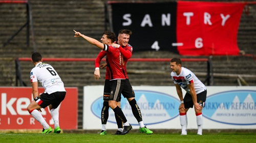 The Phisborough club can move to within three points of Shamrock Rovers