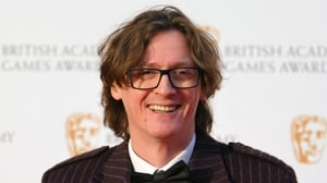 Ed Byrne - Hoping to impress judges Mary Berry, Angela Hartnett and Chris Bavin