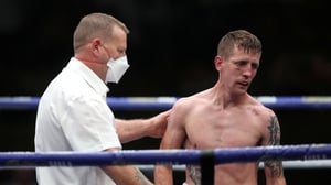'What an experience Fight Camp was. To say I'm gutted is an understatement'