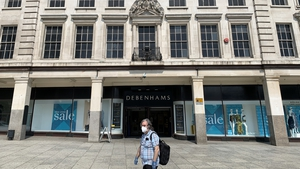 Under the terms of the deal, Debenhams said its remaining 118 stores in the UK will close for good