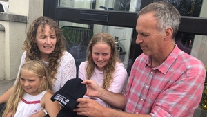 The Glynn family hope to welcome Ellen home tomorrow