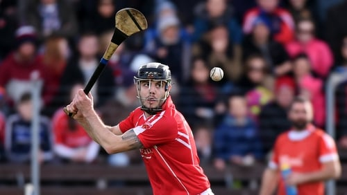 Owen Connors impressed for Passage today in the Waterford SHC