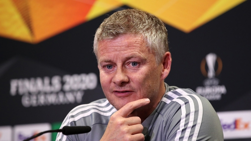 The Manchester United manager expects a tight encounter