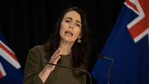 Jacinda Ardern was under pressure from political opponents and her coalition partners to shift the original 19 September vote