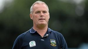 """Ken Hogan: """"This defined club period has been a breath fresh air for us all."""""""