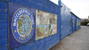 Macclesfield were managed by Dubliner Daryl McMahon until January of last season
