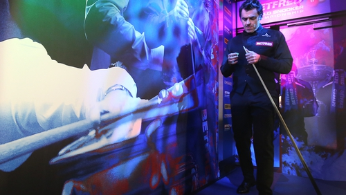 Ronnie O'Sullivan is just one World Championship away from equalling Stephen Hendry's record of seven title