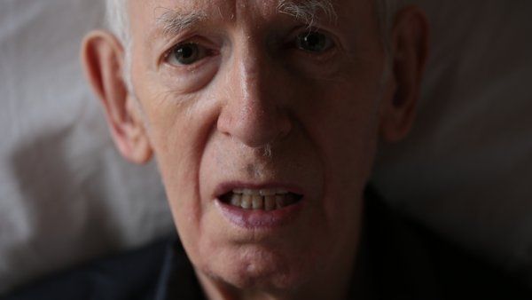 Tom Hickey - described by President Higgins as 'one of the greatest actors of his generation'
