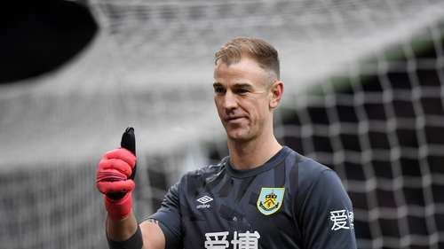 Jose Mourinho is set to bring in his fellow former Sky Sports pundit Joe Hart