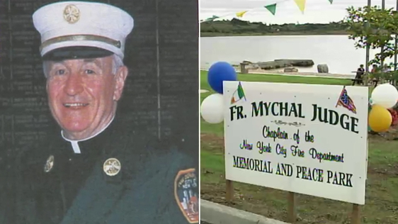 Father Mychal Judge Memorial
