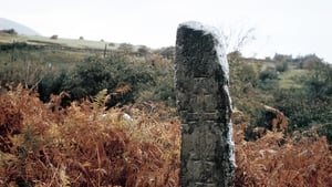 A cross-inscribed ogham stone in Dromkeare, Co.Kerry. Photo: CM Dixon/Print Collector/Getty Images