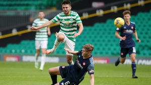 Greg Taylor and his Celtic team-mates are heavy favourites to progress past the Icelandic champions