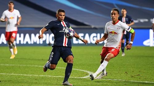Thiago Silva will leave Paris Saint-Germain this weekend