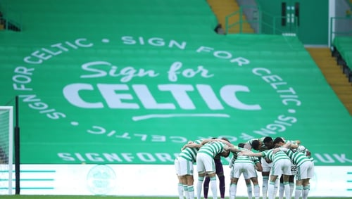 As expected the Scottish champions advanced in the Champions League