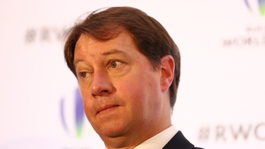 CEO of South Africa Rugby, Jurie Roux