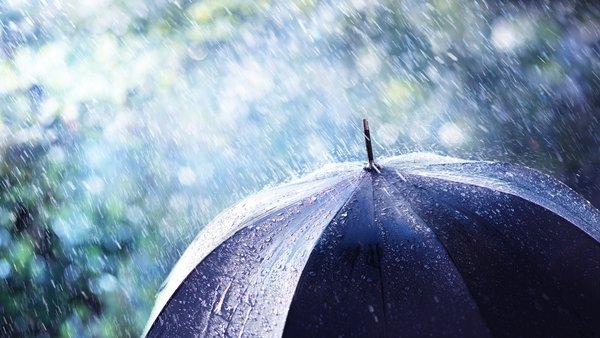 Met Éireann is forecasting heavy rain for Monday and Tuesday