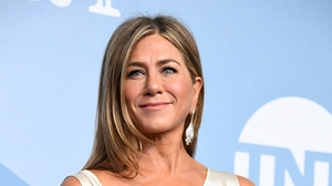 Jennifer Aniston: ''There were times when I would read a scene and feel like a whole manhole cover was taken off my back.''