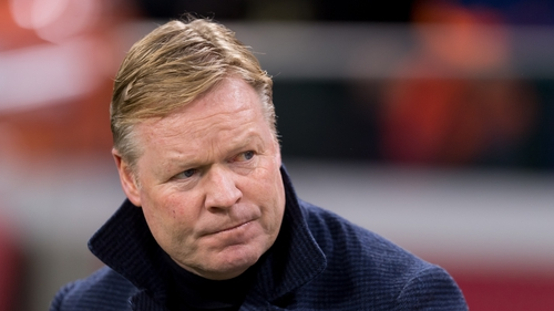 Koeman had led the Netherlands to qualification for the now delayed Euro 2020