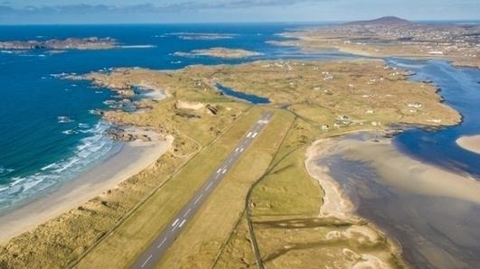 Príomhfheidhmeannach Aerfort Dhún na nGall, Éilish Ní Dhochartaigh.