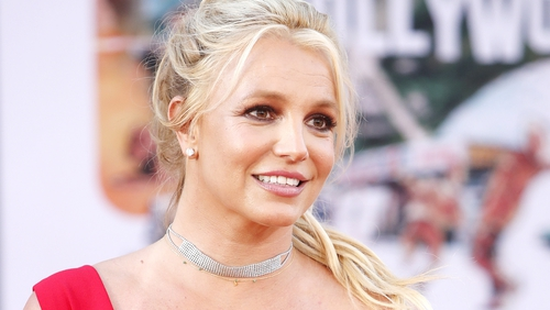 Britney Spears. Image: Getty