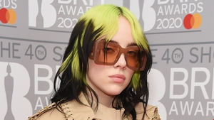 Billie Eilish encouraged her young fans to register to vote