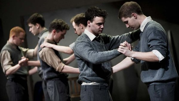 Thomas Kilroy's play, Christ, Deliver Us! dramatised the experiences of teenage boys in a boarding school in the midlands in 1950s Ireland.