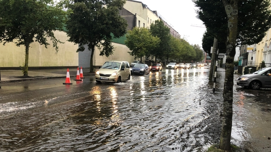 High tide due in Cork as council warns of city flooding