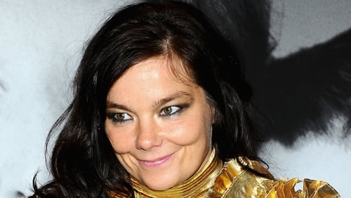 Björk - The page for The Northman on IMDB says her character is called The Slav Witch