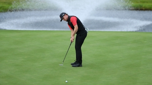 Connor Syme shares the lead at the Wales Open