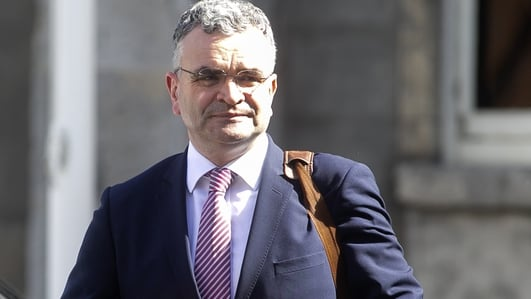 Dara Calleary resigns from Cabinet over Clifden event