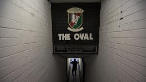 Glentoran will face Motherwell in the Europa League