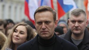 Alexei Navalny's condition has 'stabilised'