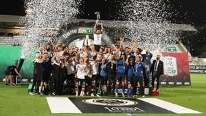 Manager Vincenzo Italiano secured Spezia promotion in his first season in charge